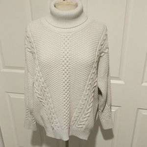 NWT a.n.a. turtleneck sweater